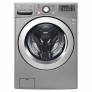 LG F0K2CHK5T2 18/10kg 1000 RPM Front Load Washer-Dryer – Stainless Silver